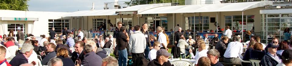 AeroExpo UK fly-in party