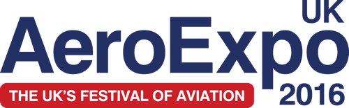AeroExpo UK 2016 logo