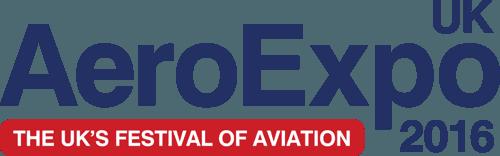 AeroExpo UK 2016 logo