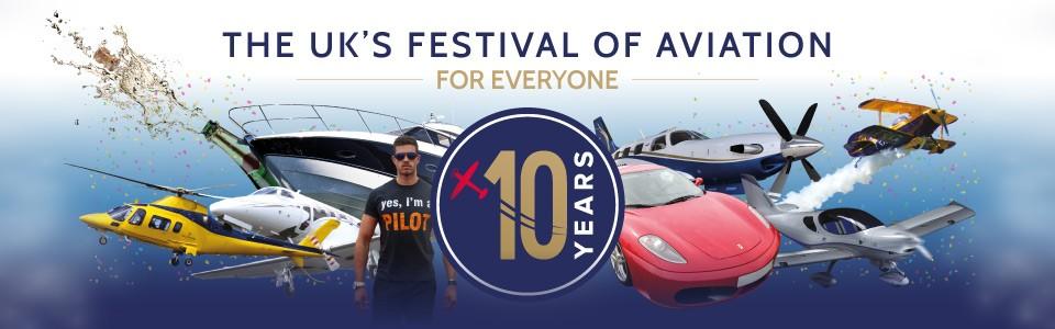 The UK's Festival of Aviation
