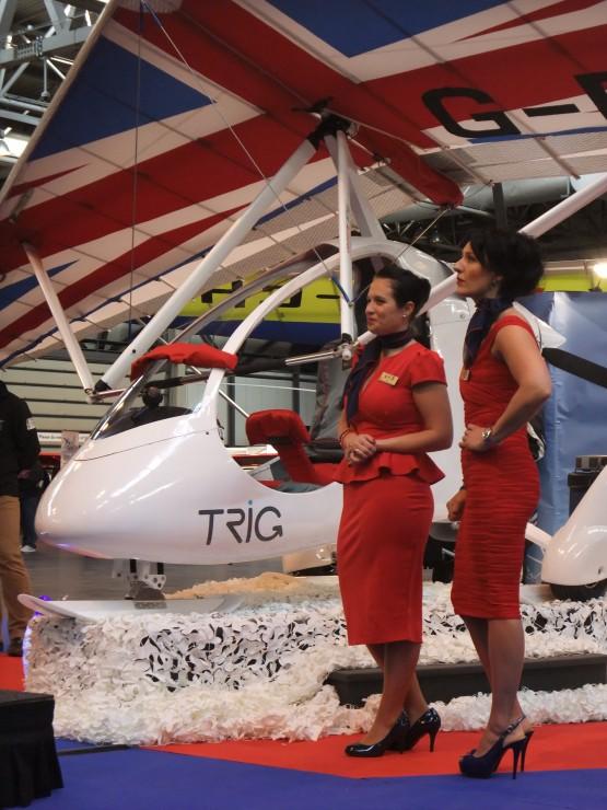 Flying for Freedom -  sponsor Trig