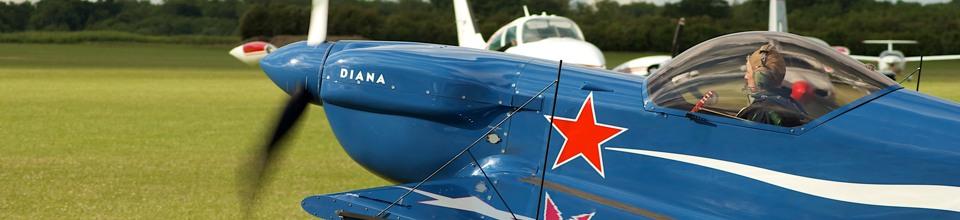Aerobatic Acts - AeroExpo UK