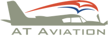 AT Aviation logo