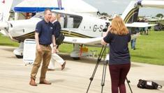 Aviation Media at AeroExpo UK