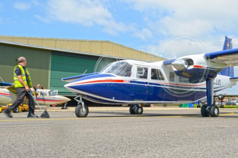 Flight test: Britten-Norman BN-2 Islander | AeroExpo UK