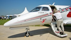 Business Aircraft at AeroExpo UK
