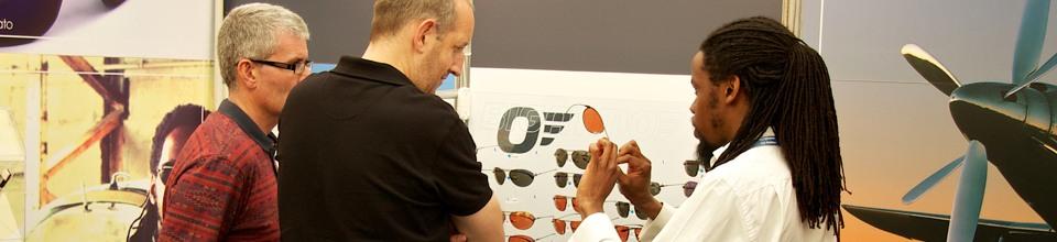 Exhibitors & Visitors at AeroExpo UK 2014