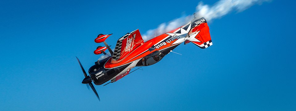 Aerobatic Air Displays