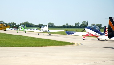 Fly-in Bookings Up