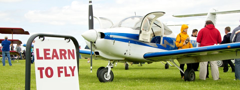 Pilot schools at AeroExpo UK