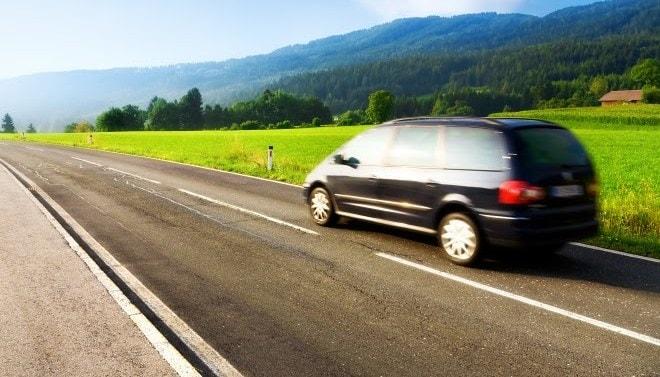 Driving to AeroExpo UK