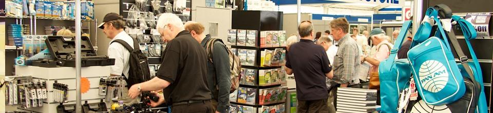 Pilot Shop at AeroExpo UK