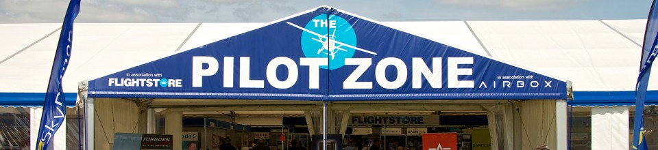 Pilot Zone at AeroExpo UK