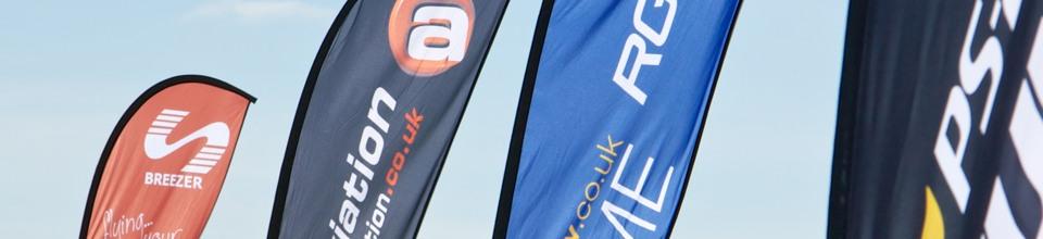 Sponsors at AeroExpo UK