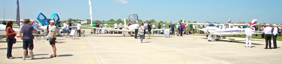 Static Display Exhibitors at AeroExpo UK