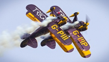 Trig Aerobatic News